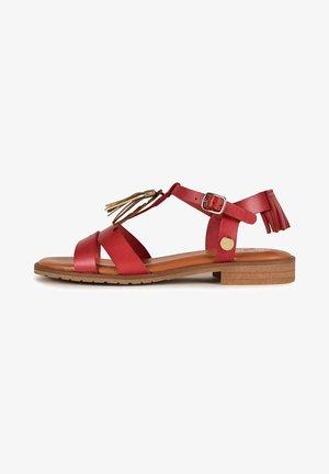 ARTEMIS F2G - Sandals - red