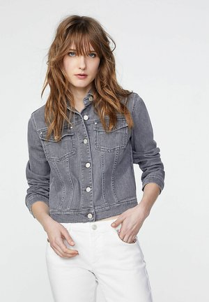 Denim jacket - médium grey