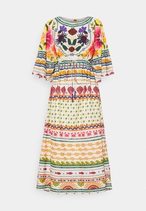 SALT ISLAND MIDI DRESS - Day dress - multi
