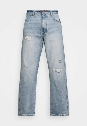RICHLAND - Jeansy Relaxed Fit - dust up blue