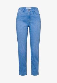 BRAX - STYLE CARO  - Slim fit jeans - used fresh blue - 5