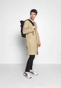 Weekday - BARCLAY TECH COAT - Classic coat - beige - 1