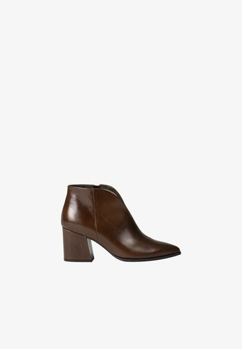VETA - Ankle boots - brown