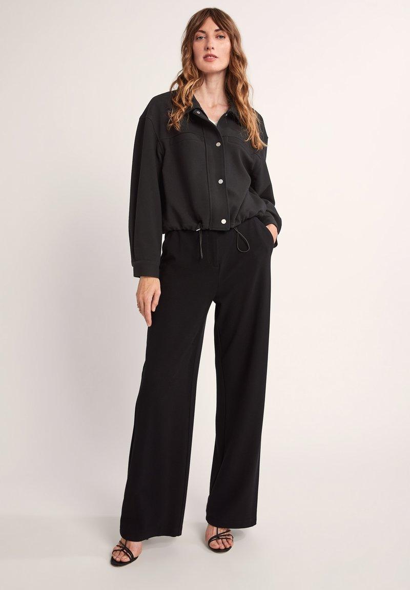 comma - Light jacket - black