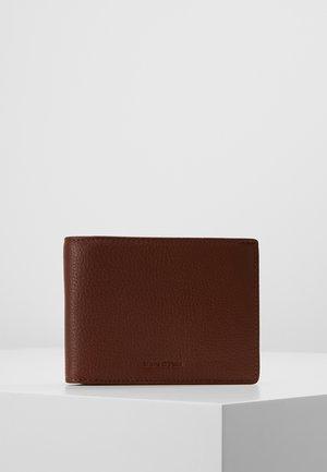 Wallet - dark cognac