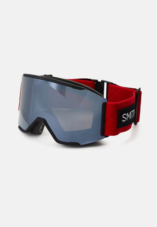SQUAD MAG - Masque de ski - red