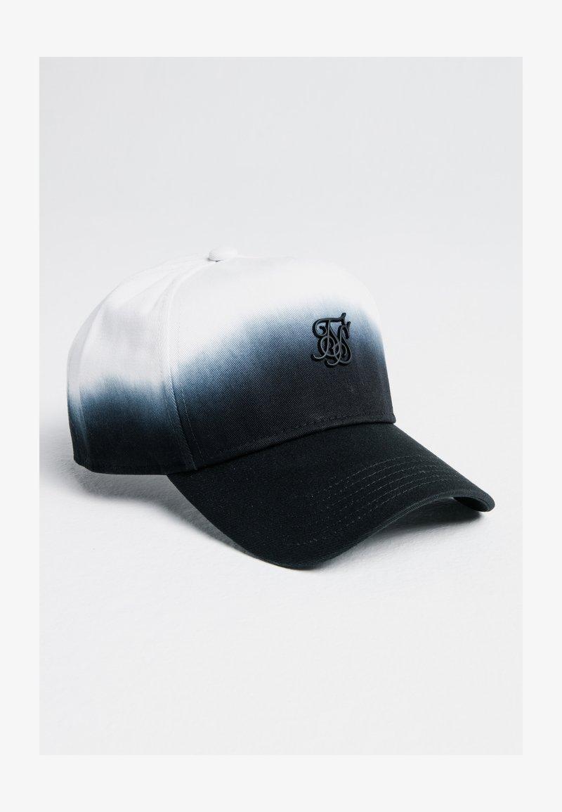 SIKSILK - Keps - navy/white