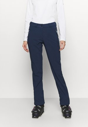 TALPA LADY - Snow pants - dark navy