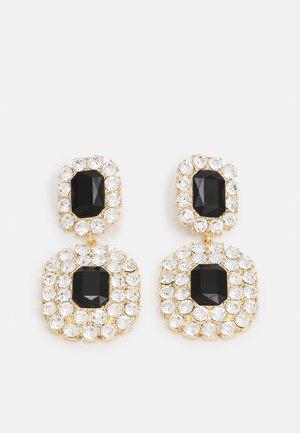 PCOPINA EARRINGS - Earrings - gold-coloured