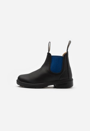 Classic ankle boots - black/blue