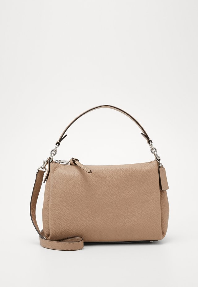 SOFT SHAY CROSSBODY - Sac à main - taupe