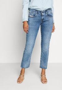 Diesel - D-EBBEY-K - Jeans Skinny Fit - blue denim - 0