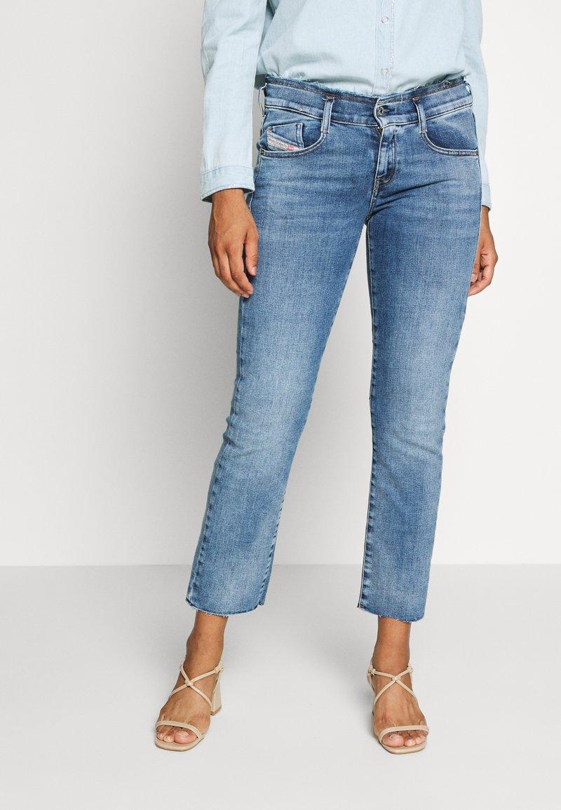 Diesel - D-EBBEY-K - Jeans Skinny Fit - blue denim