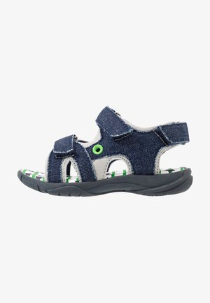BOUNCE - Walking sandals - dark blue