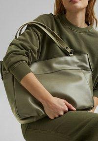 Esprit - FASHION - Tote bag - olive - 1