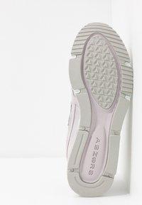New Balance - X-RACER - Sneakers - purple - 9