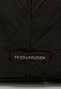 FREDsBRUDER - Handväska - black - 6