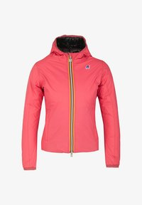 K-Way - THERMO PLUS. 2 DOUBLE - Down jacket - red claret-black pure - 0