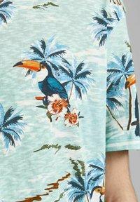 Jack & Jones - Print T-shirt - ether - 5
