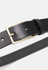 HUGO - GAVRINO - Belt - black - 3