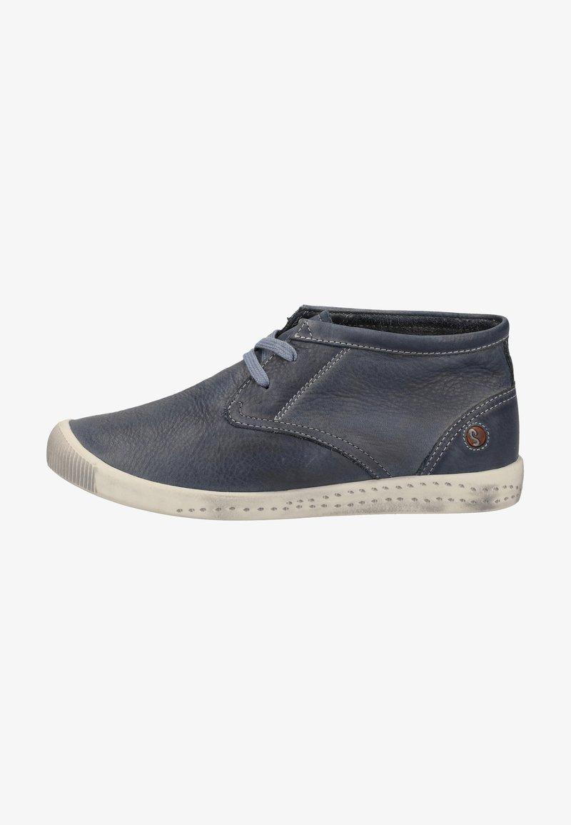 Softinos - Sneakersy niskie - blue