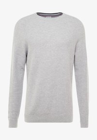 Esprit - HONEYCOMB - Strikpullover /Striktrøjer - light grey - 3