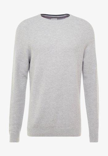 HONEYCOMB - Jumper - light grey