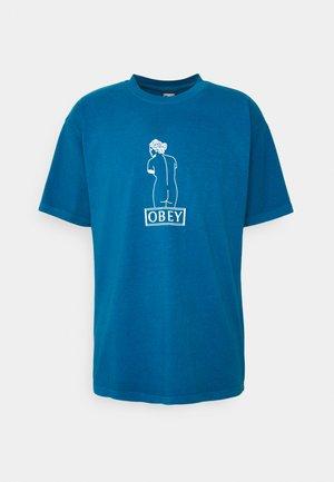 VENUS - T-shirt con stampa - blue sapphire
