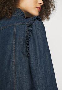 See by Chloé - Denimové šaty - denim blue - 6