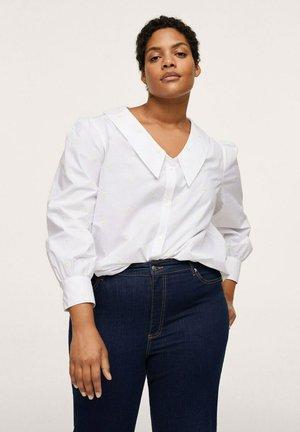 PEPI - Button-down blouse - wit