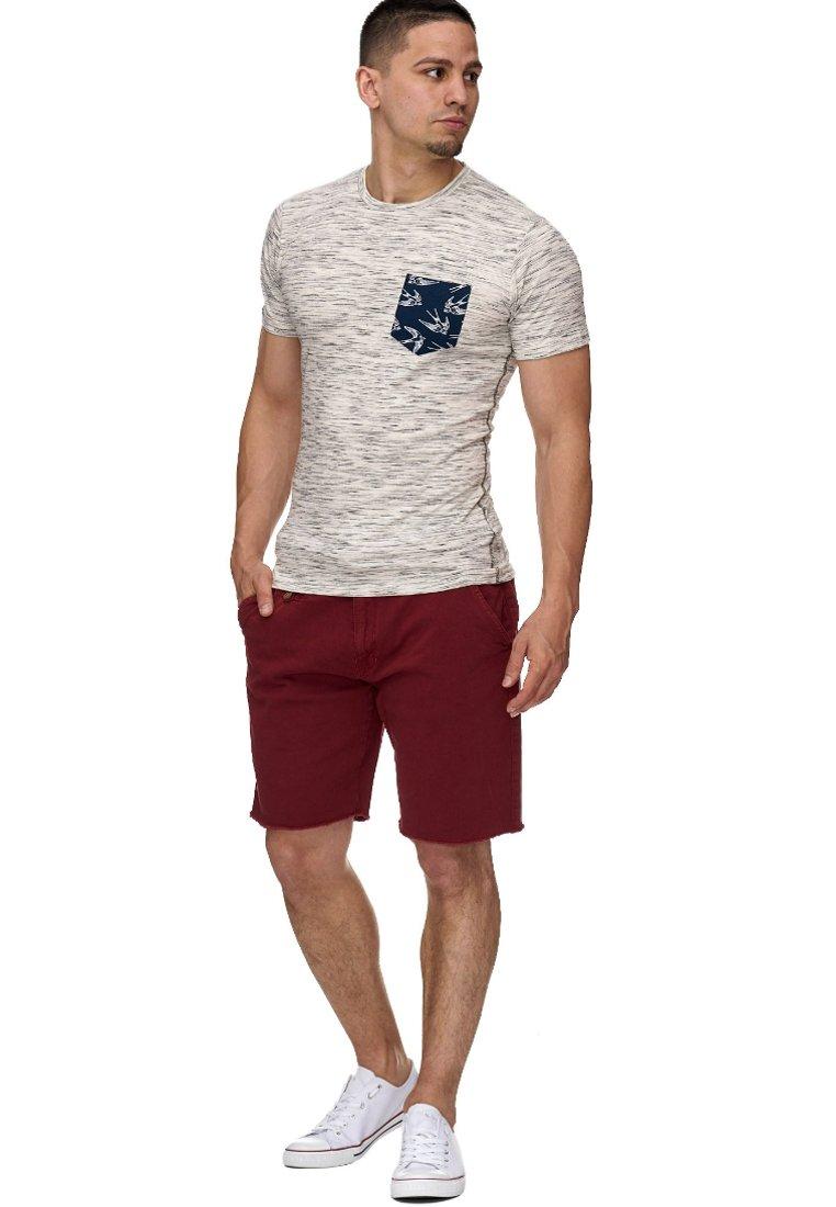 Homme BLAINE - T-shirt imprimé