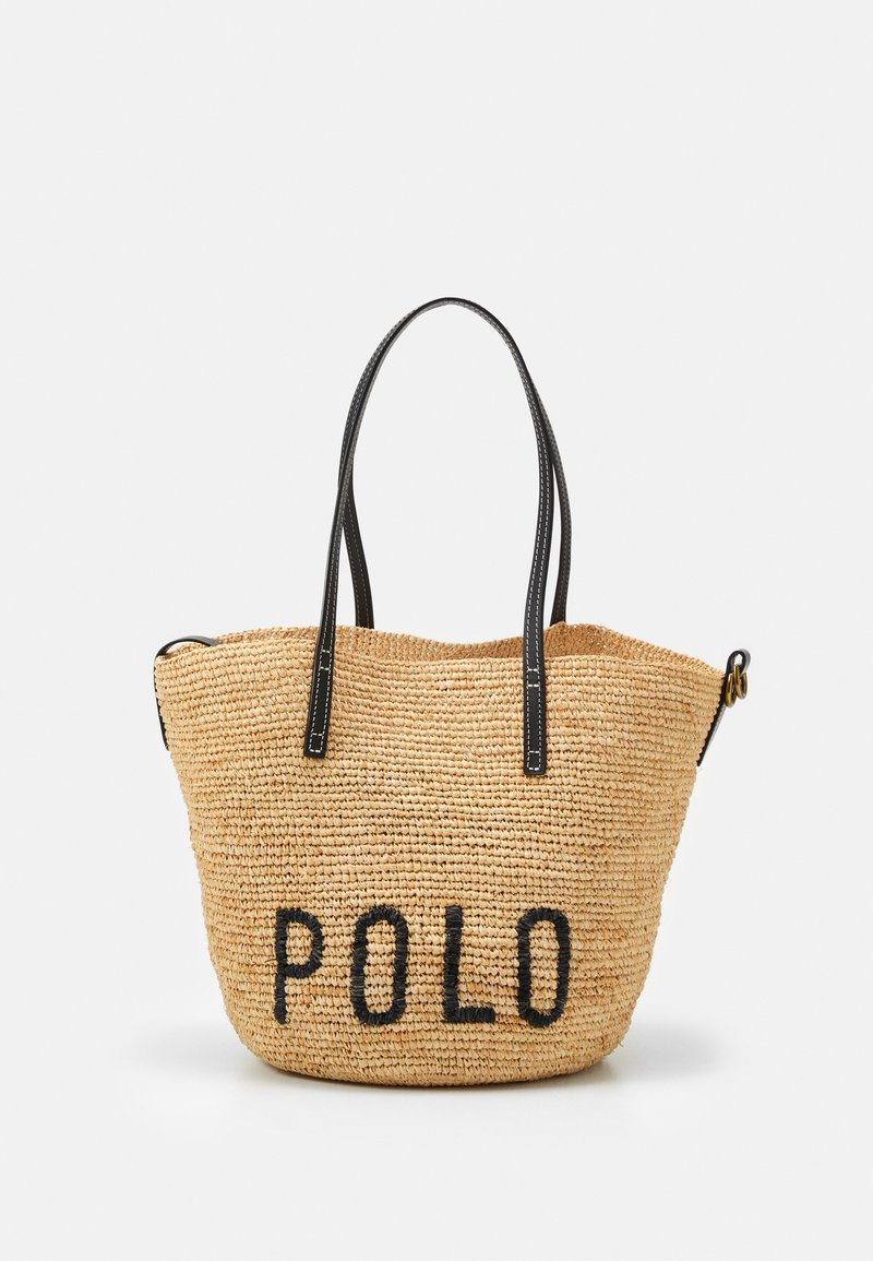 Polo Ralph Lauren - Håndtasker - light tan