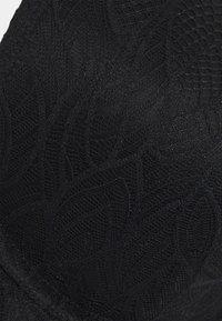 LASCANA - TWIST - Push up -rintaliivit - black - 2