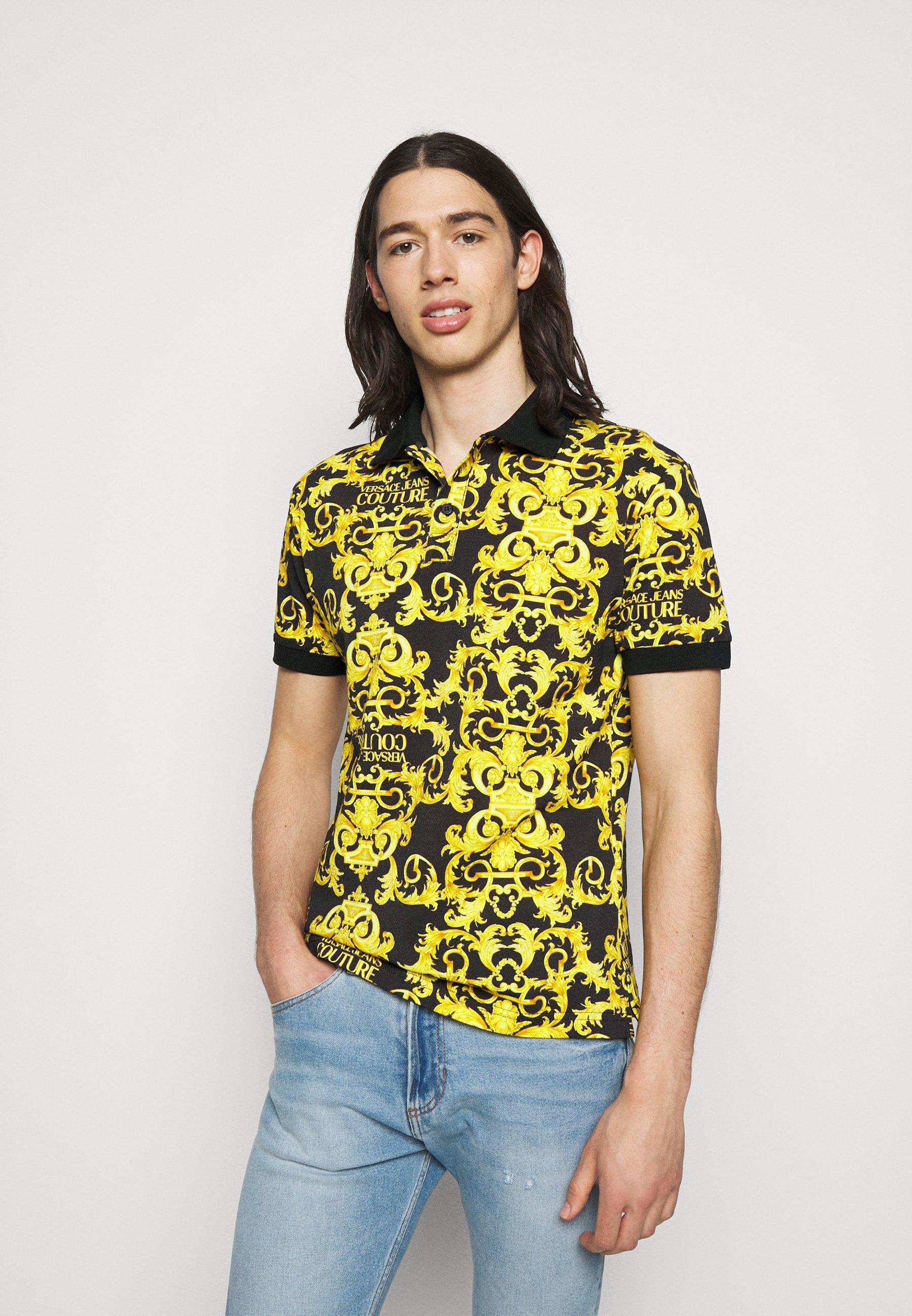 Men PRINT LOGO BAROQUE  - Polo shirt