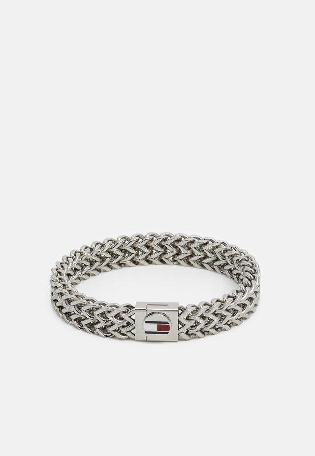 CASUAL - Bransoletka - silver-coloured