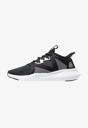 FLEXAGON 2.0 FLEXWEAVE LM - Sports shoes - black/white
