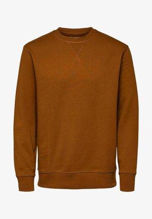 SLHJASON CREW NECK - Sweatshirts - monks robe