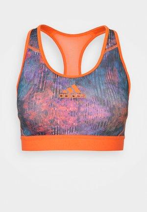 FLORAL - Medium support sports bra - multicolor