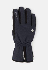 Reusch - SELINA GTX® - Rękawiczki pięciopalcowe - dress blue melange - 1