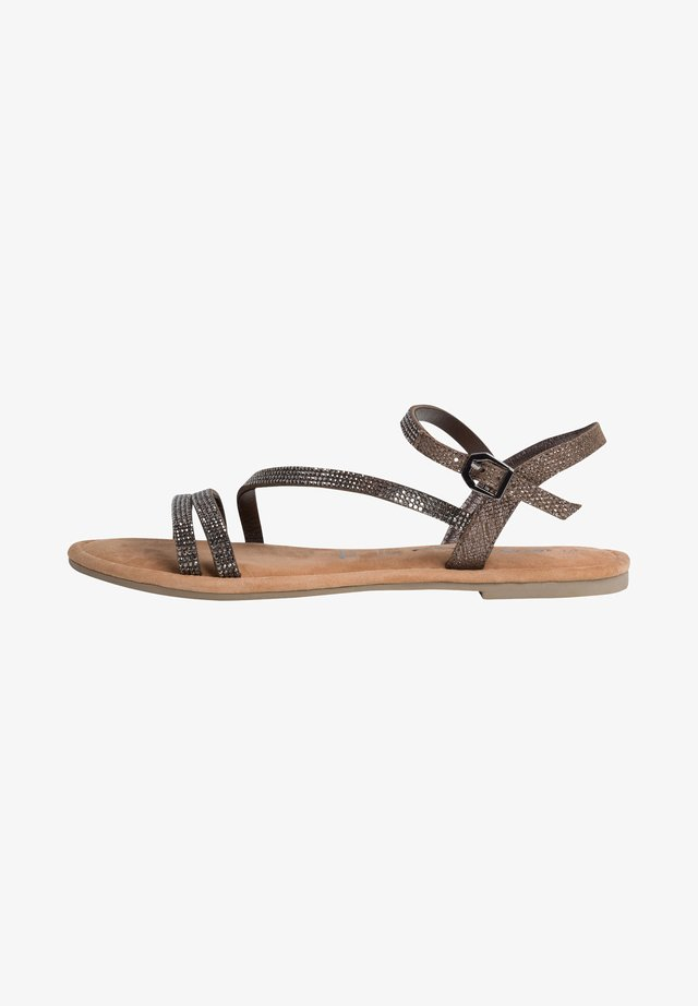 Sandales - pewter glam
