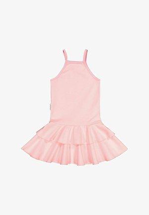 SPAGHETTI STRAP DRESS SPAGET - Vardagsklänning - romance pink