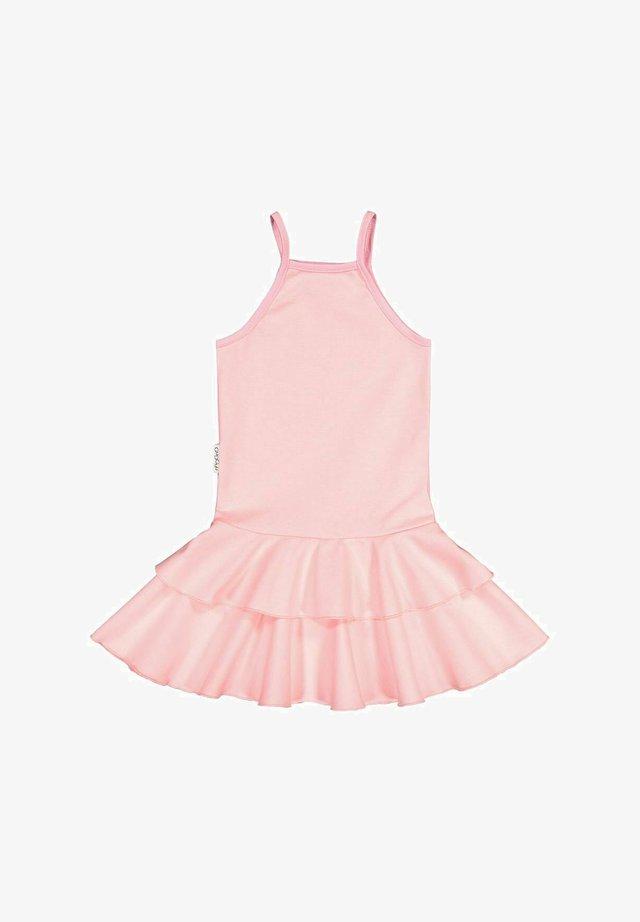 SPAGHETTI STRAP DRESS SPAGET - Day dress - romance pink