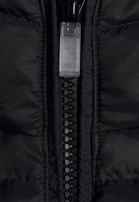 ONLY - OLMTAHOE HOOD JACKET - Light jacket - black - 2
