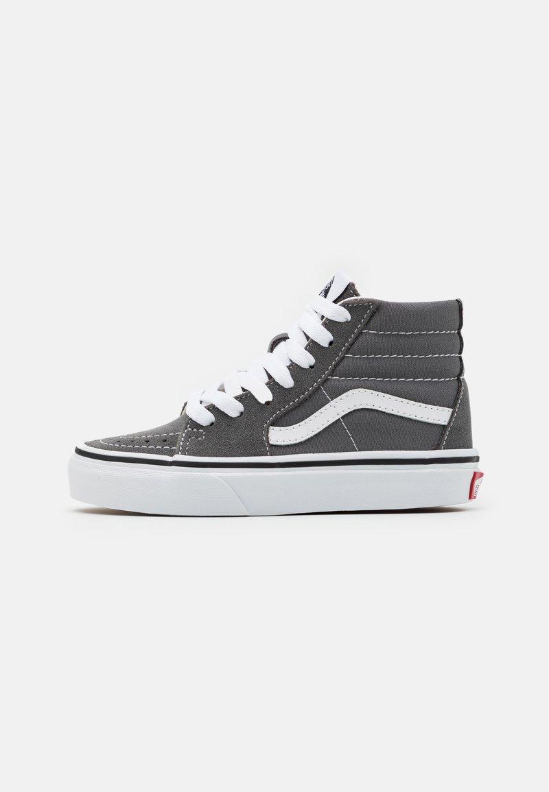 Vans - SK8 UNISEX - Zapatillas altas - pewter/true white