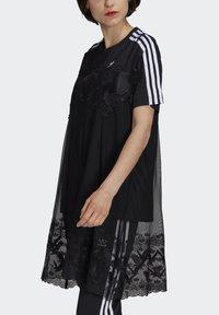 adidas Originals - Jerseykjoler - black - 3