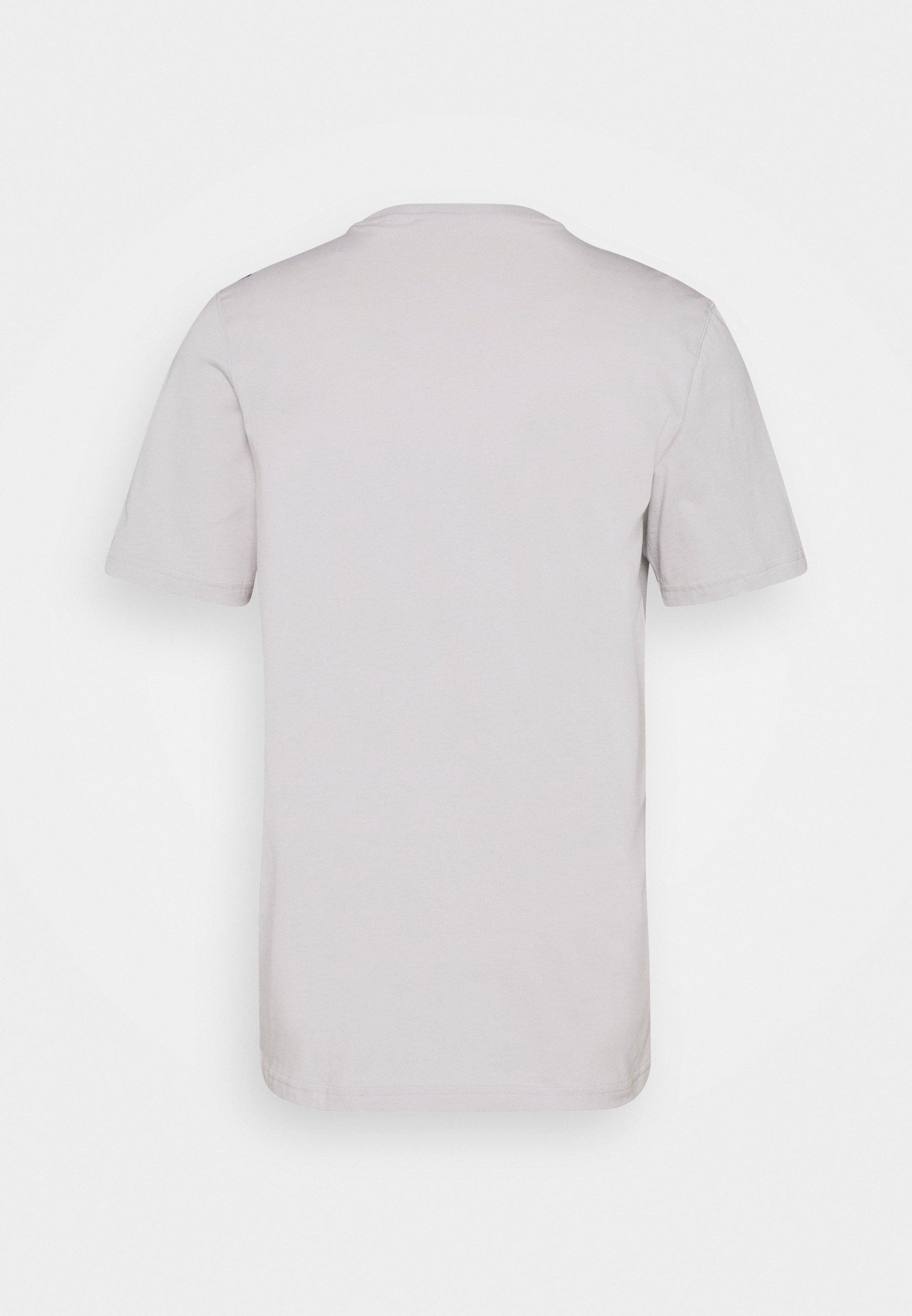 Adidas Originals Camo Tongue Tee - T-shirt Z Nadrukiem Grey