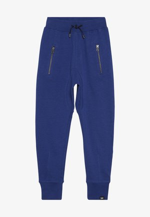 ASHTON - Tracksuit bottoms - royal blue