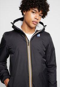 K-Way - UNISEX LE VRAI EIFFEL ORSETTO - Winter coat - black - 3