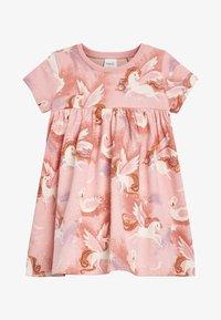 Next - Vestido ligero - pink - 0