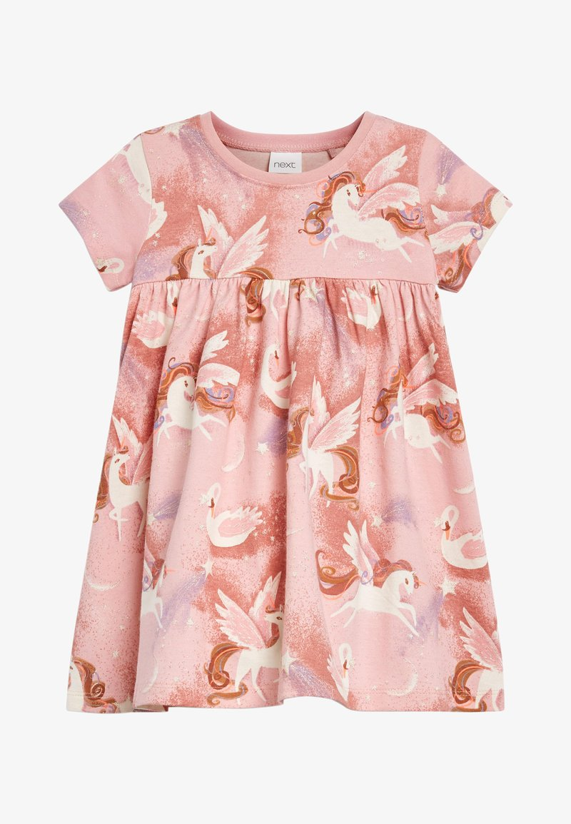 Next - Vestido ligero - pink
